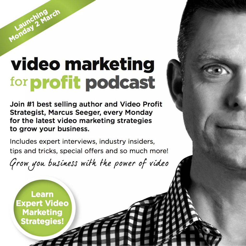 video marketing for profit podcast itunes