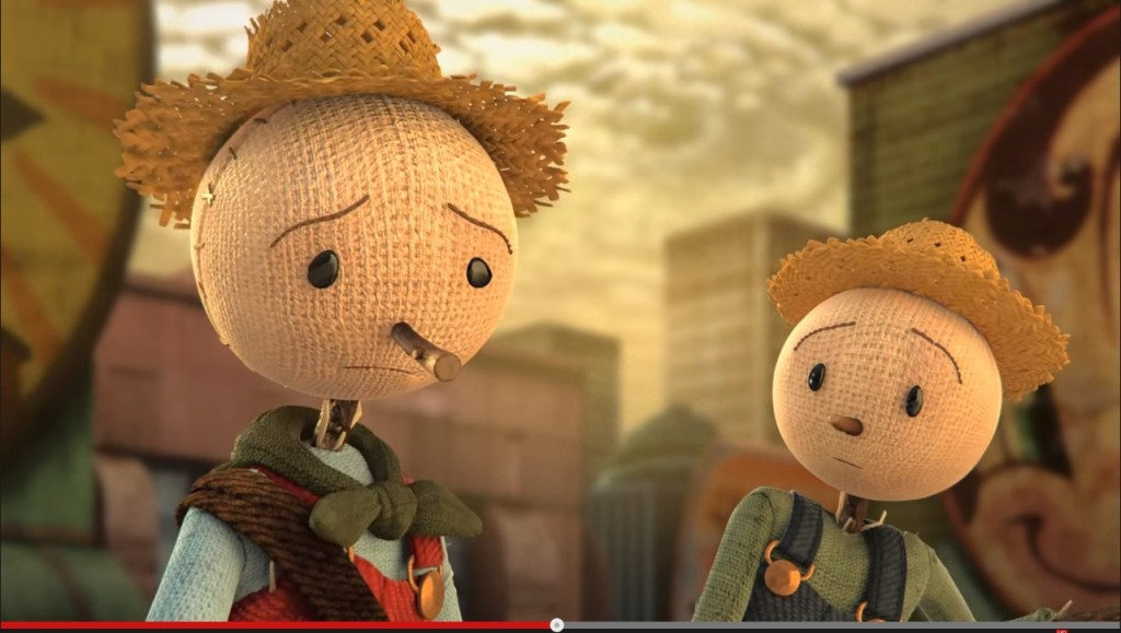 Viral Video - The Scarecrow