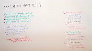 SEEK recruitment videos